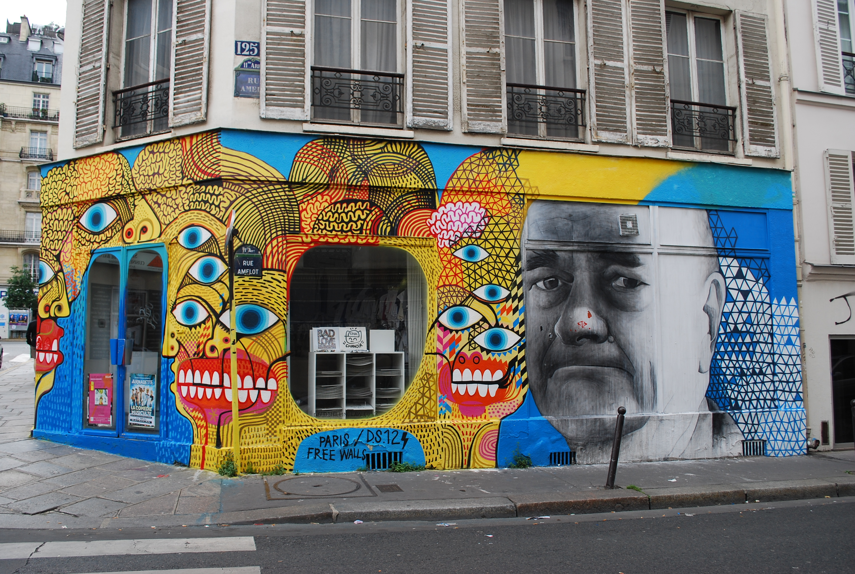 French Street Art